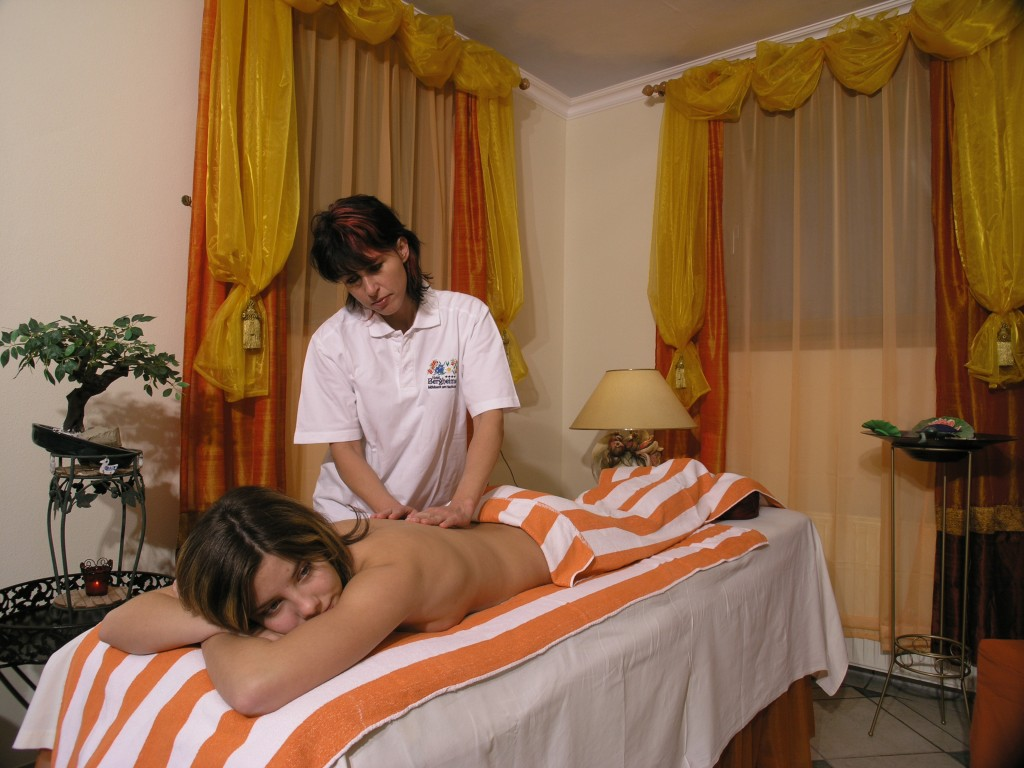 Wellness - Massage