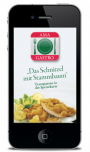 App-AMA-Gastrosiegel
